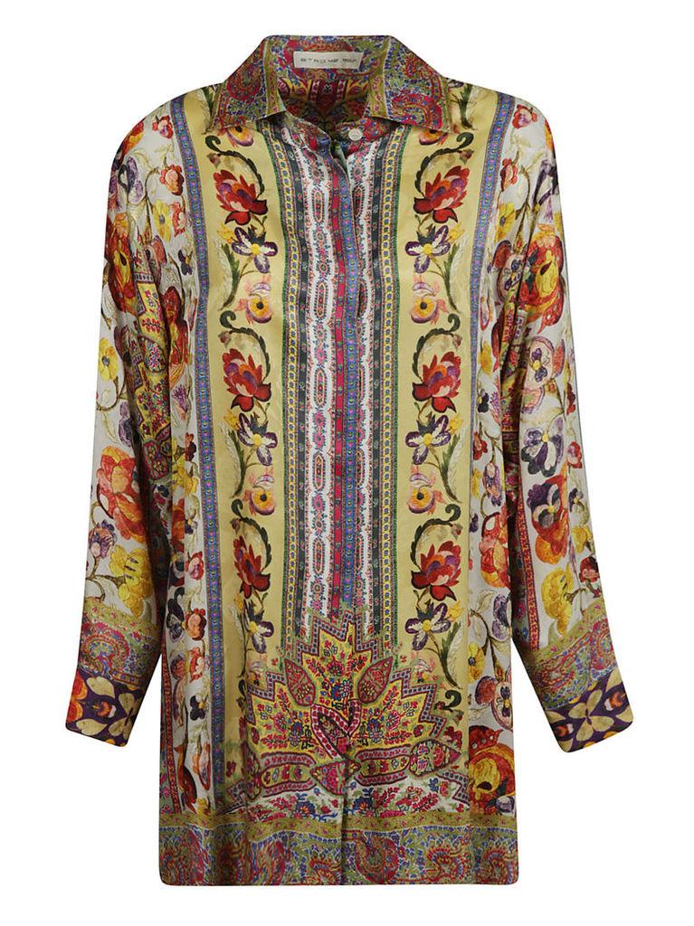 Etro Floral Shirt