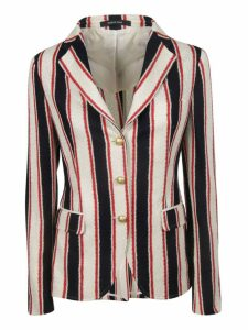 Tagliatore Striped Pattern Blazer