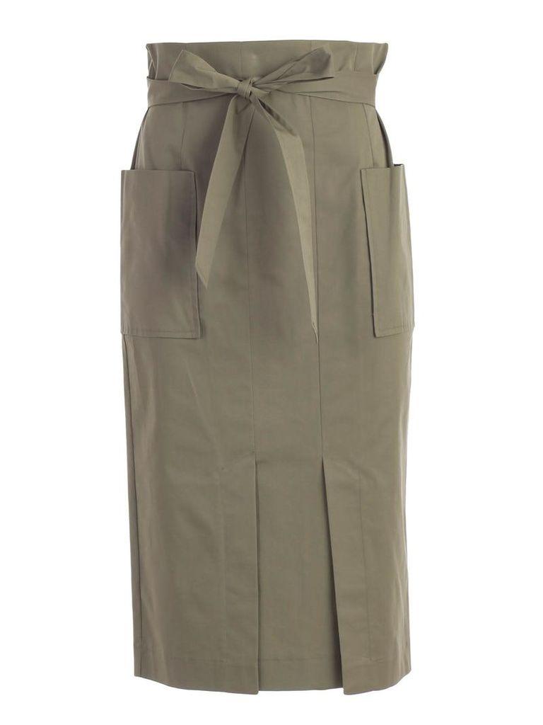 Blugirl Pocketed Pencil Skirt