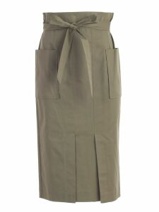 Blugirl Pocketed Pencil Skirt