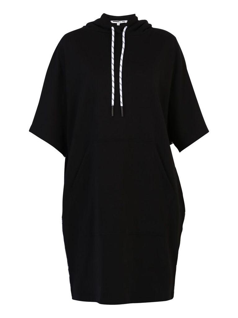 McQ Alexander McQueen Branded Dress