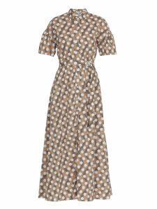 Kenzo Chemisier Cotton Dress