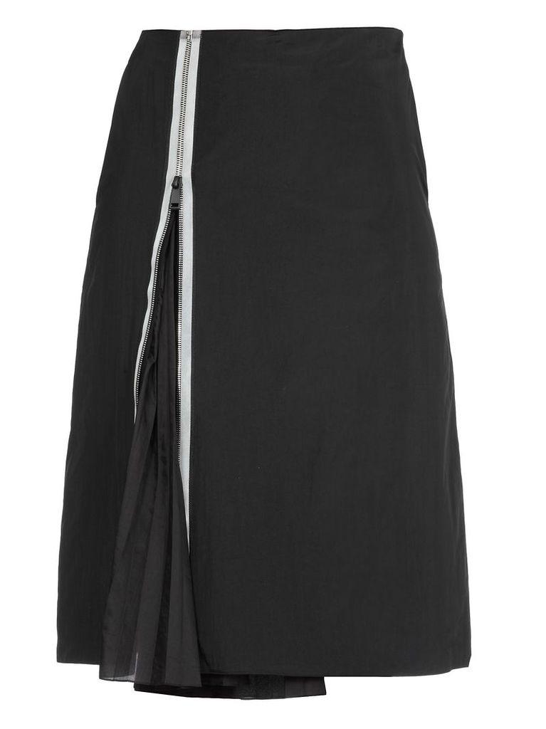 Maison Margiela Tech Fabric Skirt