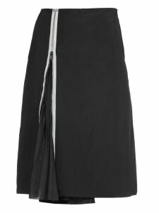 Maison Margiela Tech Fabric Skirt