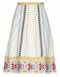 TORY BURCH SKIRTS Knee length skirts Women on YOOX.COM