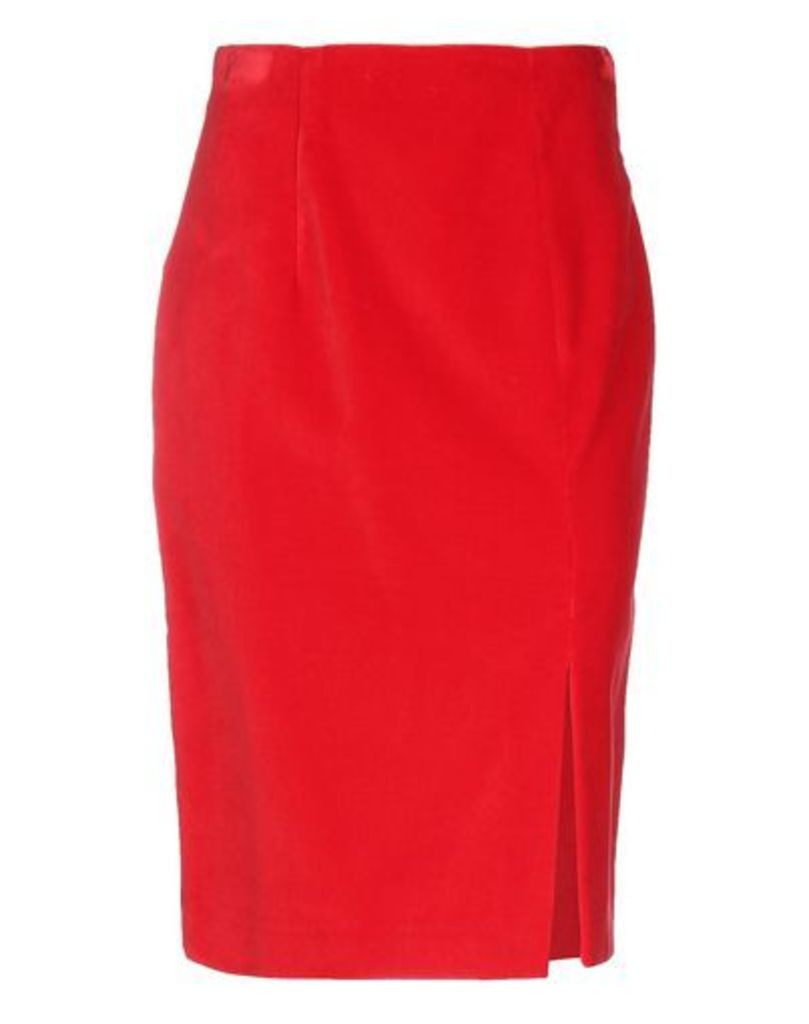 MARIELLA ROSATI SKIRTS Knee length skirts Women on YOOX.COM
