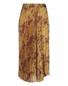 SOUVENIR SKIRTS 3/4 length skirts Women on YOOX.COM