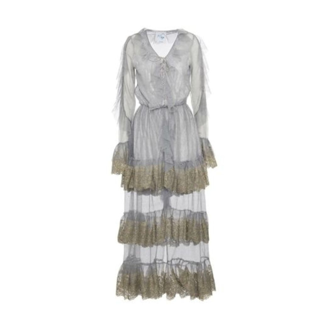 Boo Pala London Bianca Lace Dress