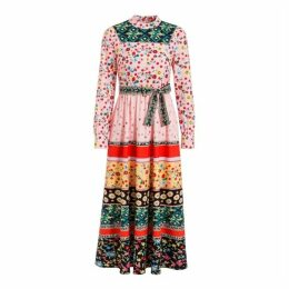 Comino Couture Comino Couture Flower Power Maxi Dress