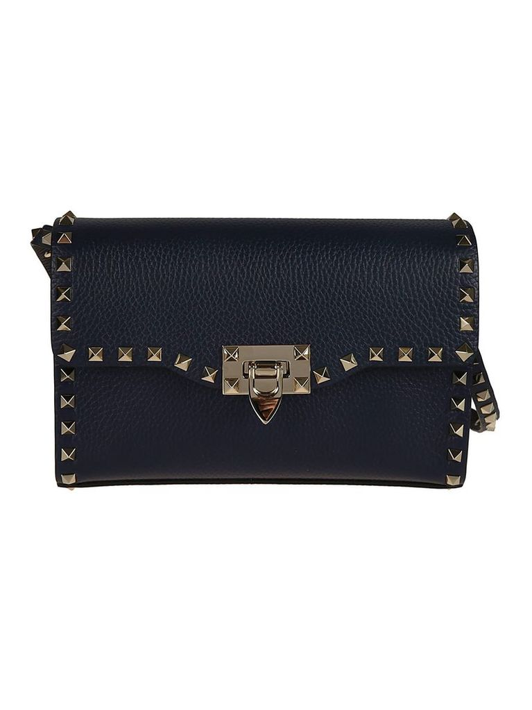 Valentino Small Rockstud Shoulder Bag