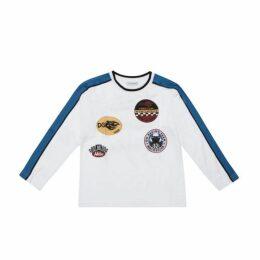 Dolce & Gabbana Badge Applique Top
