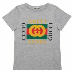 Gucci Vintage Logo Tee