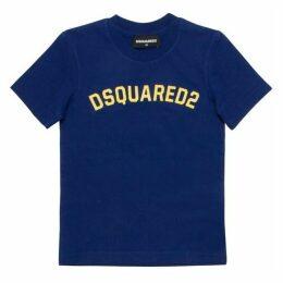 Dsquared2 Cotton Logo T-shirt