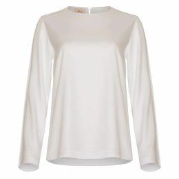 Libelula - Long Bearob Dress Pink Geometric Print