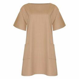 Libelula - Kimono Turquoise Geometric Print