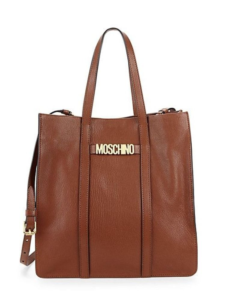 Convertible Leather Crossbody Bag