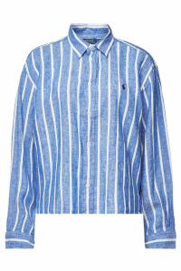 Polo Ralph Lauren Striped Linen Shirt