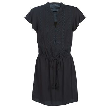 Ikks  BN30035-02  women's Dress in Black