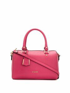 Liu Jo structured tote - Pink