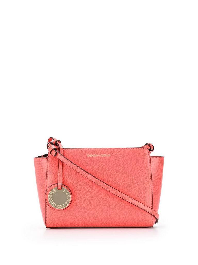 Emporio Armani small crossbody bag - Pink