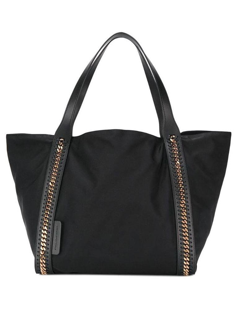 Stella McCartney Falabella large tote bag - Black