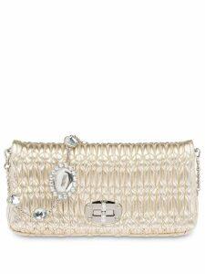 Miu Miu Iconic Crystal bag - Gold
