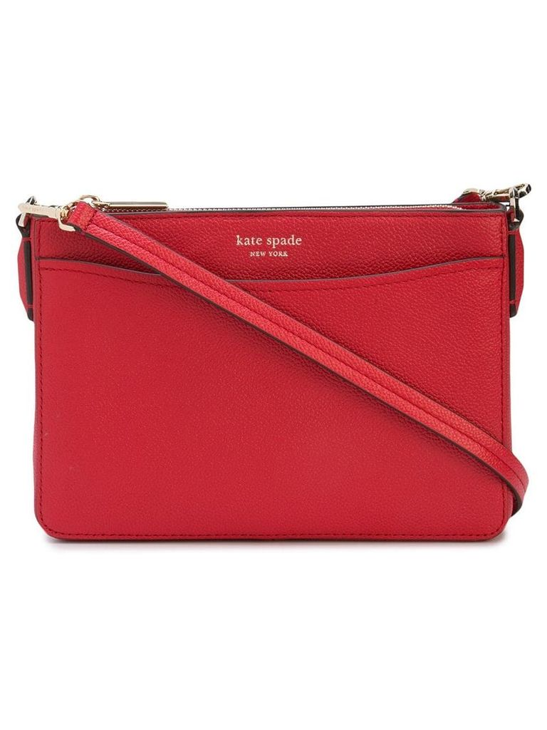 Kate Spade Margaux convertible bag - Red