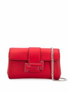 Tod's TT crossbody bag - Red