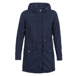 Only  ONLCORINNE  women's Parka in Blue