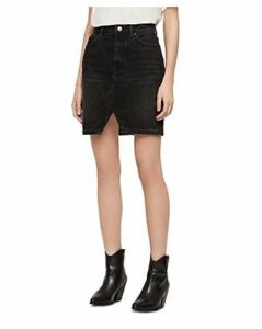 Allsaints Trudy Denim Skirt