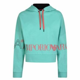 EA7 Hooded Sweatshirt