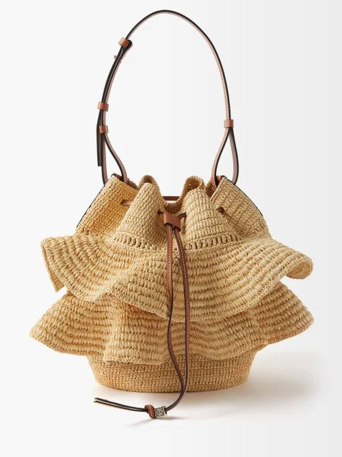 Love Binetti - Simple Minds Tie Waist Cotton Dress - Womens - Blue