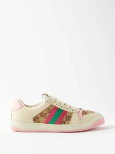Molly Goddard - Susie Ruffled Cotton Dress - Womens - Navy