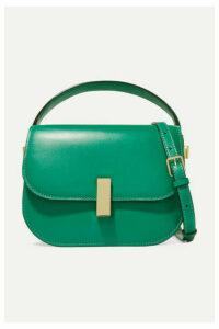 Valextra - Iside Leather Shoulder Bag - Green