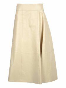 Bottega Veneta Bottega Veneta Leather Skirt