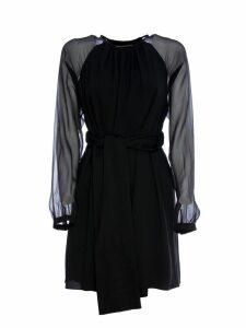 Saint Laurent Saint Laurent Silk Dress
