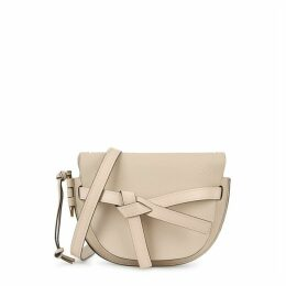 Loewe Gate Small Leather Saddle Bag