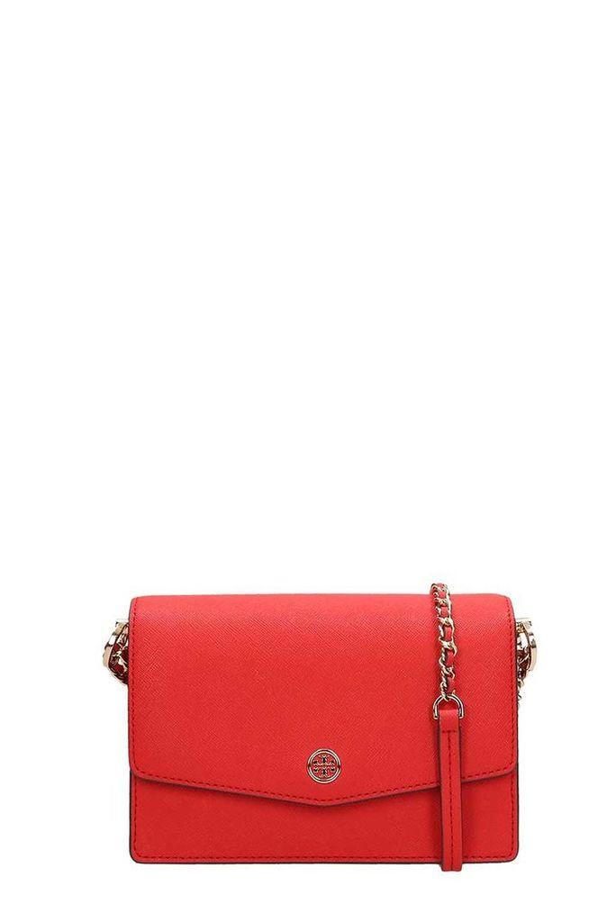 Tory Burch Robinson Convertible Mini Shoulder Bag