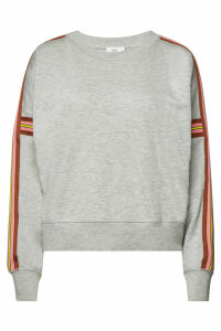 Closed Sweatshirt with Cotton