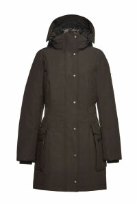 Canada Goose Kinley Down Parka with Cotton