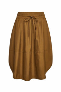 Vince Cotton Skirt