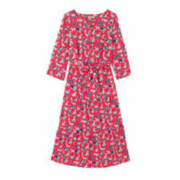 Squiggle Dogs Dress