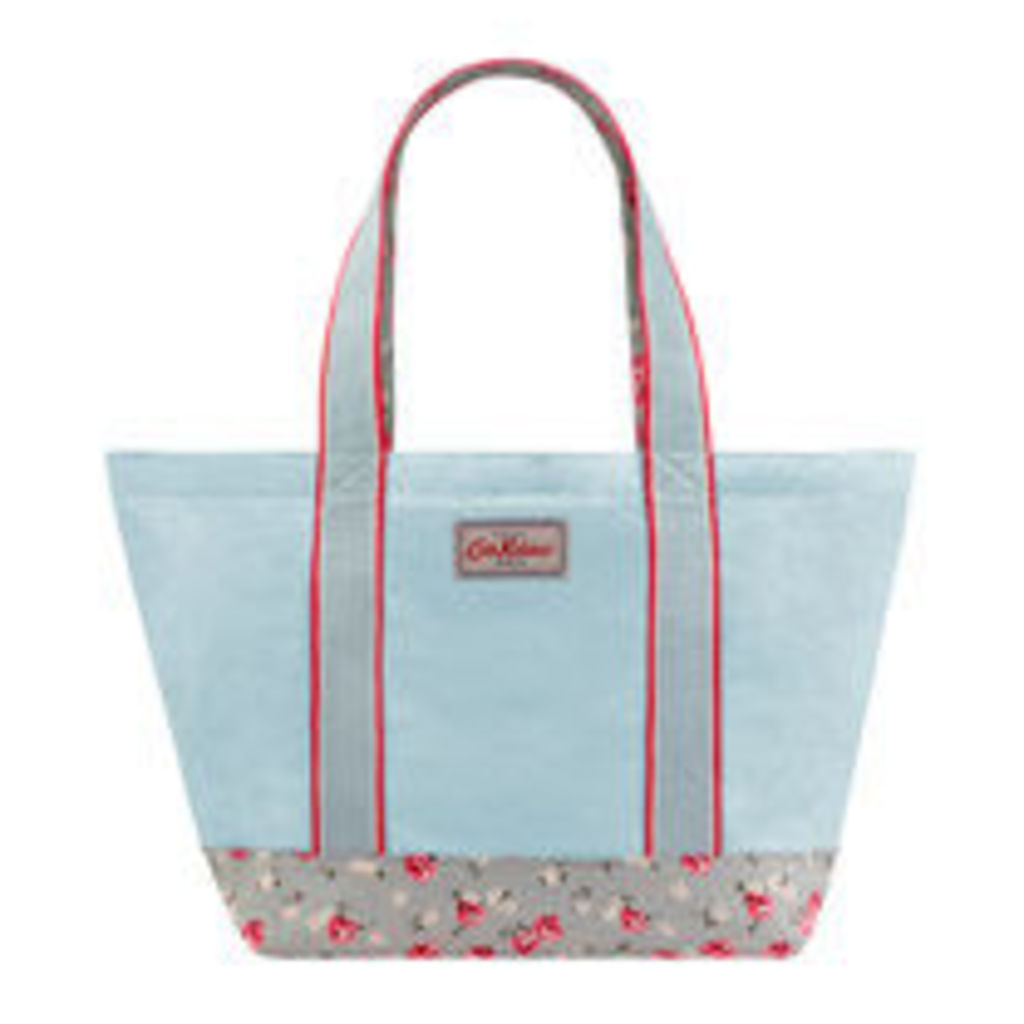 Dulwich Sprig Colour Block Tote Bag
