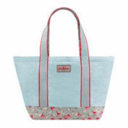 Dulwich Sprig Colour Block Tote Bag