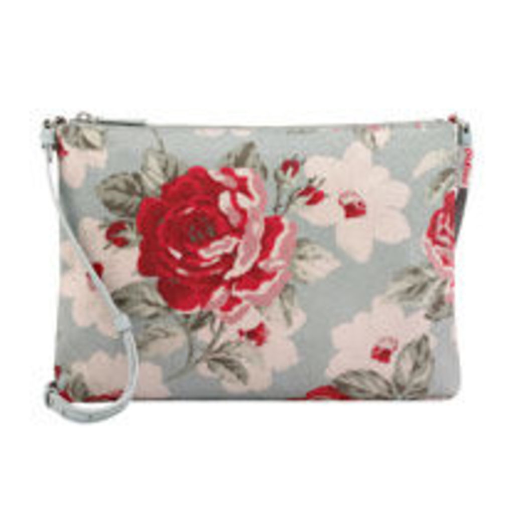 New Rose Bloom Clutch Bag