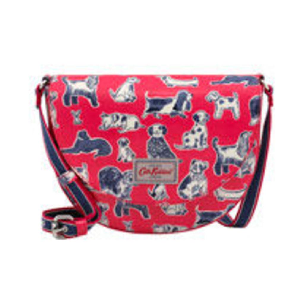 Squiggle Dogs Stratton Saddle Bag