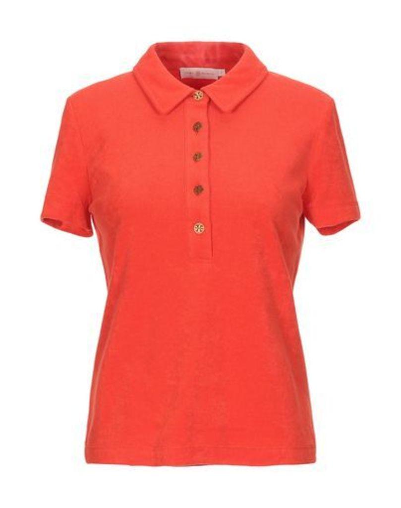 TORY BURCH TOPWEAR Polo shirts Women on YOOX.COM