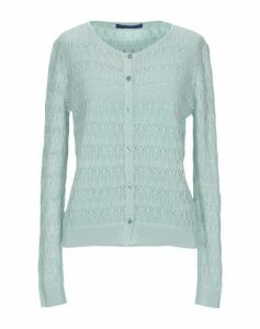BLUE LES COPAINS KNITWEAR Twin sets Women on YOOX.COM