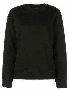 Paco Rabanne boxy-fit sweatshirt - Black