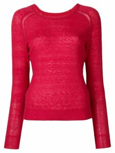 Isabel Marant Étoile Foty jumper - Red